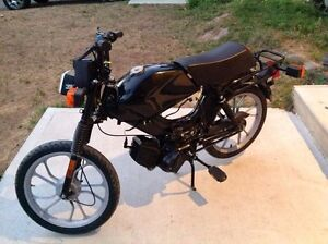 TOMOS GAS MOPED