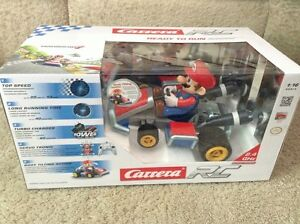 2x Mario Cart RC - Sealed