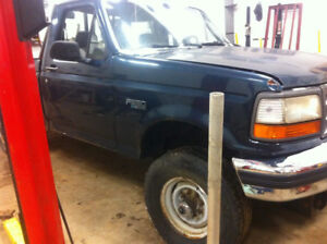 SOLD SOLD 1996 Ford F-350