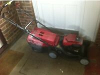 MOUNTFIELD SP470 SELF PROPELLED PETROL LAWNMOWER £130.00
