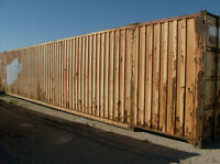 Used Sea and Domestic Containers for Sale