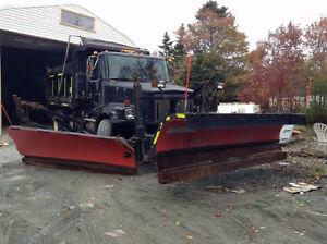 1997 Volvo Plow/Dump Truck For Sale