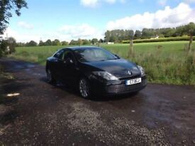 24/7 Trade sales NI Trade Prices for the public 2009 Renault Laguna 1.9 DCI Coupe 6 Speed