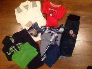 Vêtements 6-9 mois