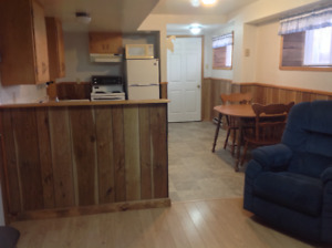 Furnished Bachelor Apartment in Amherst