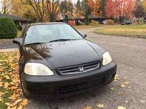1999 Honda Civic Dx Autre