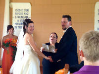 Marriage Commissioner ~ Val Sayers ~ Wedding Officiant