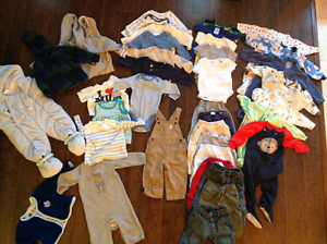 Boys clothing lot 6-12 months