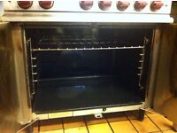 Masterchef 6 Hob Cooker with Oven