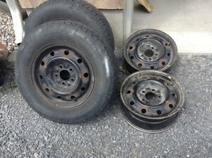 RIMS & TIRES !!** FIRE SALE PRICE !!** OPEN TO OFFERS !!