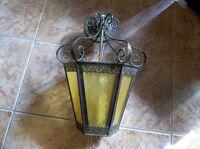 Vintage ceiling light