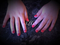 CHILDREN'S: MANICURES - PEDICURES - MAKEUP