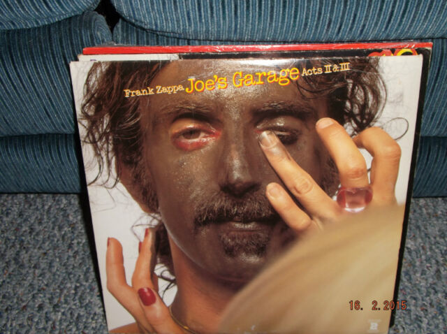 Frank Zappa Vinyl Collection Arts Amp Collectibles