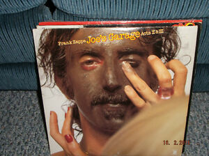 FRANK ZAPPA VINYL COLLECTION Kitchener / Waterloo Kitchener Area image 1