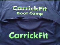 Bootcamp Circuits- Carrickfergus