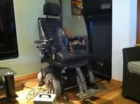 Permobil Electric Wheelchair  (Top of the Line in Wheelchairs)