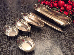 heavy duty stainless steel serving dishes