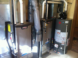 PLUMBING, GASFITTING, AND HEATING. Strathcona County Edmonton Area image 4