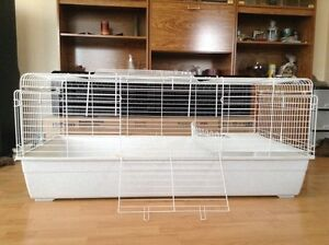 Large animal cage (with second floor)