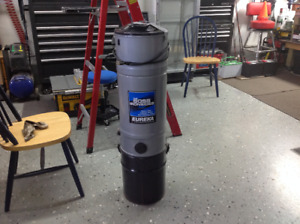 The Boss central vacuum