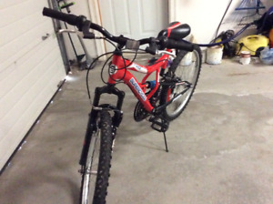 Boys Supercycle 24 inch