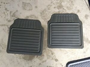 Rubber car mats  Peterborough Peterborough Area image 1