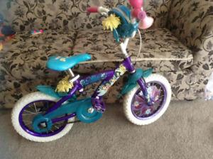 Girl bike for sale 50$