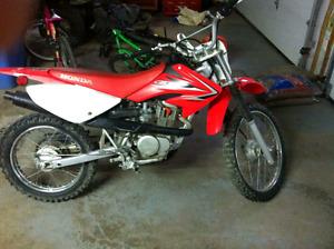 Crf 100 2009
