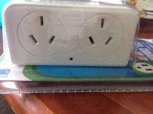 Travel Adapter Outbound 2 Outlets for USA/ Canada McMahons Point North Sydney Area Preview