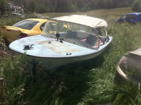 50 HP POWER BOAT