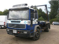 Volvo FL6 4X2 DAY 18T GROSS