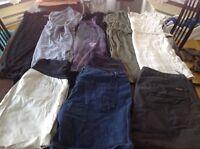 Lot de vêtements de maternité à vendre