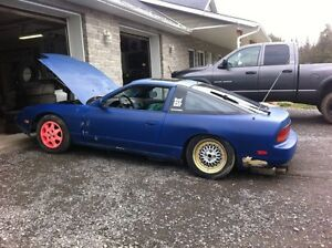 1990 Nissan 240sx - PART OUT