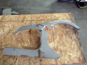 Harley Davidson Chrome belt guard