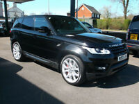2013(63) Land Rover Range Rover Sport 3.0 SDV6 ( 292ps )Auto 2014MY HSE Dynamic