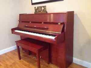 Hobart M Cable piano in excellent condition just 10 years old St. John's Newfoundland image 2