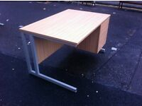 Study desk : 4ft wide : free Glasgow Delivery