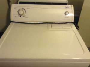 Inglis (whirlpool) front load dryer