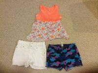 Girl's clothes from Justice size 12