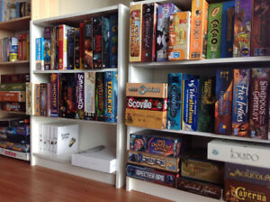 Board Game Library provides board game rental service