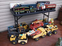 metal vehicle collection