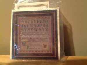Cross Stitching Patterns and Frames with many supplies Windsor Region Ontario image 4