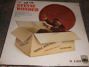 STEVIE WONDER: ALBUMS Kitchener / Waterloo Kitchener Area image 5