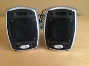 Pair of Portable Computer Speakers
