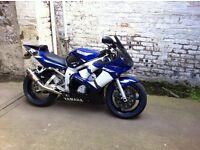 Yamaha R6 £2500