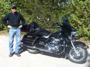 2010 Harley Davidson Ultra Classic -  in mint condition