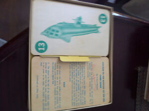 1964 Voyage To The Bottom Of The sea Card Game Kitchener / Waterloo Kitchener Area image 2