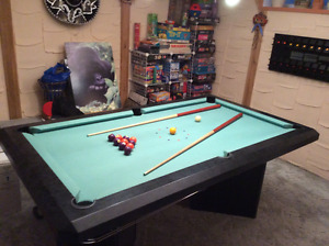 Pool table 99 game limited edition