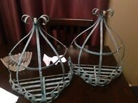 Plant cages $25 for both