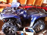 700 yamaha grizzly for sale